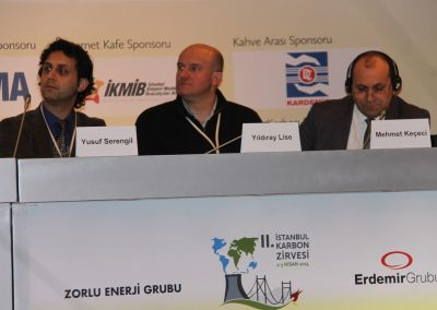 II. Istanbul Carbon Summit 2015 13 (3)