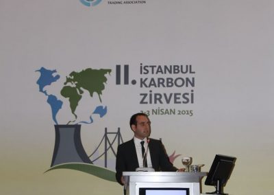 II. Istanbul Carbon Summit 2015 7 (3)