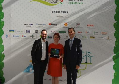 V. Istanbul Carbon Summit (103 Plaket)