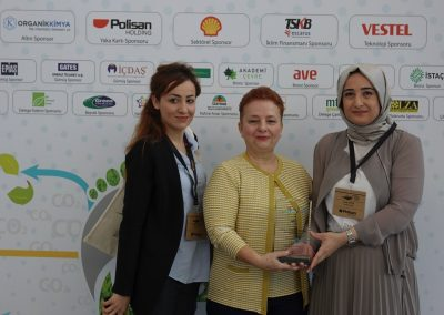 V. Istanbul Carbon Summit (105 Plaket)