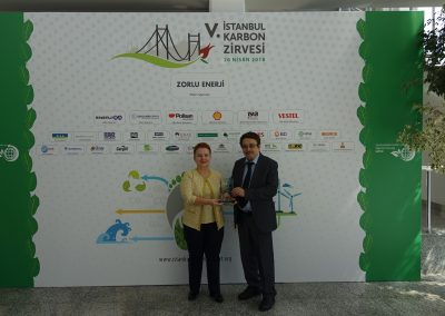V. Istanbul Carbon Summit (113 Plaket)