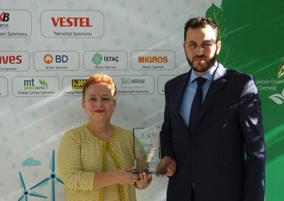 V. Istanbul Carbon Summit (119 Plaket)