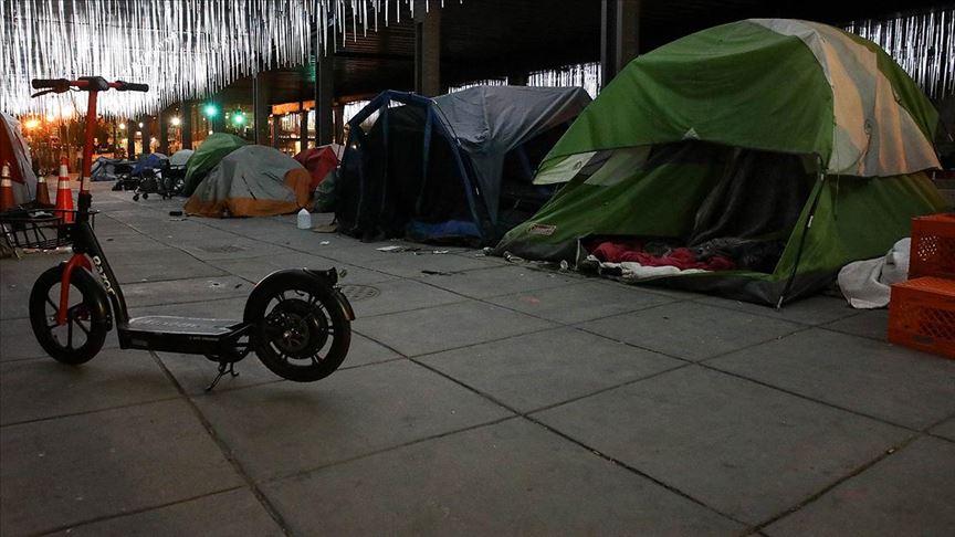 100 milyondan fazla kişi evsiz yaşıyor