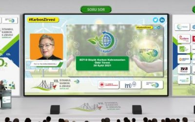 7th İstanbul Carbon E-Summit Held; Low Carbon Heroes Awarded